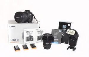 Full Frame Camera Canon 6D Gear and Accessories