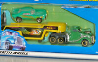 Hot Wheels Pavement Pounders '68 Camaro 1:64 Scale Diecast