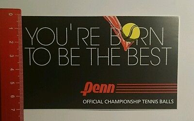 Aufkleber/Sticker: Penn youre born to Be the Best (Born To Be The Best)