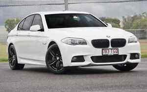 2013 BMW 520d Sedan **12 MONTH WARRANTY** Coopers Plains Brisbane South West Preview
