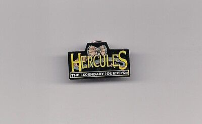 HERCULES The Legendary Journeys Logo Licensed  PIN Kevin Sorbo XENA