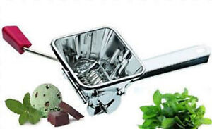 Stainless Steel Parsley Mint Herb Cutter Chopper