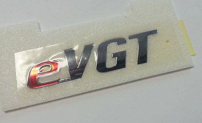 Rear Trunk HVX Emblem For Hyundai i800 H1 iMax