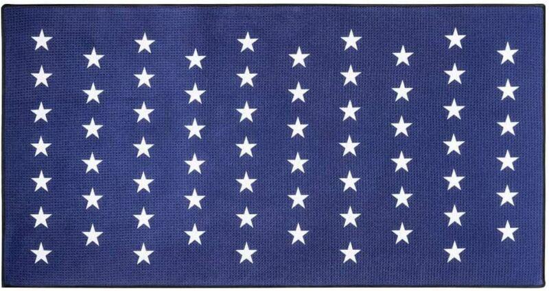 """Titleist Stars & Stripes Microfiber Golf Towel 20"""" x 40"""" - New 2021"""
