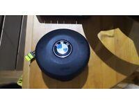BMW LCI F10 F20 F30 M sport models round airbag