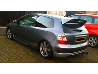 Honda Civic EP2 (Type R Rep) 92K Long MOT