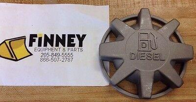 John Deere Fuel Cap T50842 Dozer Loader Backhoe Skidder 450 450b 450c 450d 450e