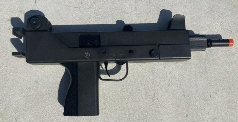 Rare HFC T77 (Mac11) all metal Airsoft Gun .