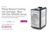 Pitney Bowes Franking Machine ink for DM100i Series
