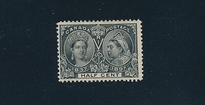 Canada (1897) QUEEN VICTORIA JUBILEE #50; MH; F-VF; PARTIAL OG; CV $110 for sale  Shipping to India