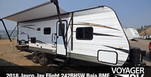 New 2019 Jayco JayFeather 29 ft Camper trailer for rent