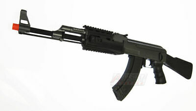 CYMA AK-47 RIS AEG Full Metal Airsoft Rifle Toy