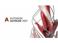 AutoDesk AutoCAD 2017 for Windows