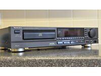 Technics SL-P477A MASH 4DAC CD player with digital optical output