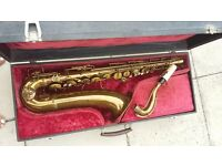 "Authentic Conn 10M ""Ladyface"" Tenor Sax Circa: 1940"