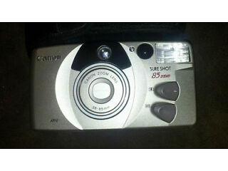 Canon sure shot 85 zoom camera