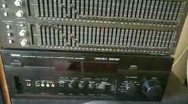 Yamaha Natural Sound Amplifier DSP A 3090 (7.2) Surround Sound