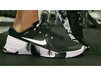 Nike Metcon 2 black camouflage uk12 / crossfit / squat / gym