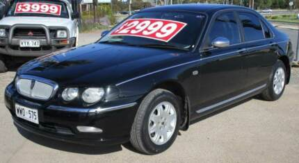 2002 Rover 75 - Affordable luxury