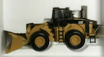Norscott Caterpillar 980G Wheel Loader Diecast 1:50 with Box 55027