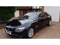 Prom Cars -- BMW 7 Series