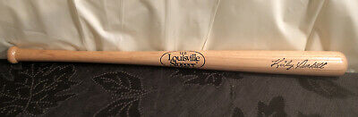 "Vintage Louisville Slugger 125 Kirby Puckett 16"" Mini Wood Baseball Bat Twins"