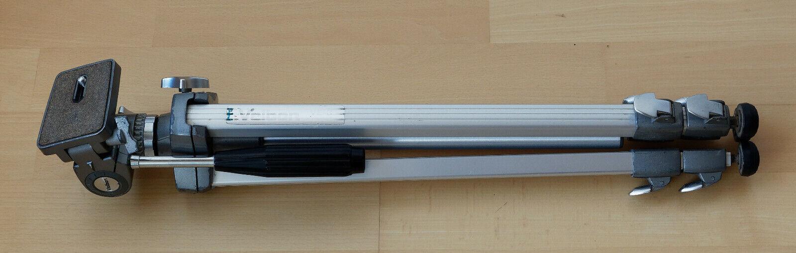 Velbron Dreibeinstativ VE-3, 146cm