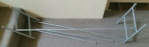 Ikea Mobile Adjustable Extendable Shoe Rack for Camping Tent etc Great