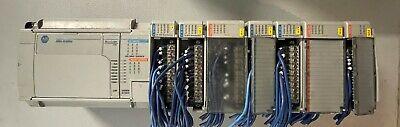 Allen-bradley Micrologix 1500 Plc Base Unit