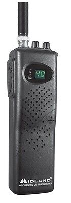 Midland 75-785 75785 40 Channel 4W 4 Watt Mobile Handheld CB Radio on Rummage