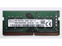1 x 8GB DDR4 2400mhz RAM Module – From Dell Inspiron 7570 - NEW Other