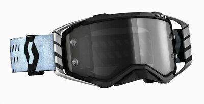 Scott USA Sand/Dust Prospect Goggle Black w/ Light Sensitive Lens MX/ATV/UTV