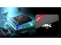 Android 4K H96 Pro TV Box *Octa-core, 3Gb/16Gb!* Kodi 16.1 (our own build). Free TV, Sports, Films