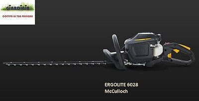 Hedge Trimmer Mcculloch Ergolite 6028