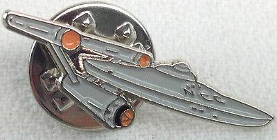 Star Trek   Tos Enterprise Classic 1960S Original Tv Series   Enamel Pin
