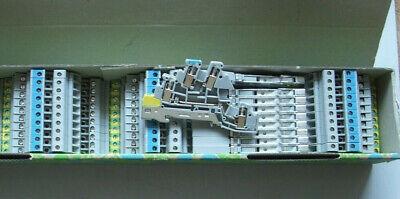 3213726 PT 1,5//S-3L BU 10x Phoenix Contact Mehrstockklemme Reihenklemme blau