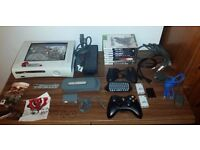 Xbox 360 console 60GB HDD, £250 content. 8Games, Call of duty, Controller. HDMI