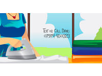 Ironing Service. Quality Ironing Services, Collection & Delivery, Next Day Service