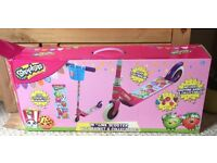 Shopkins Scooter Brand New