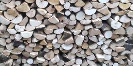 Dry Seasoned Hardwood Logs Firewood, Ipswich & Local Delivery
