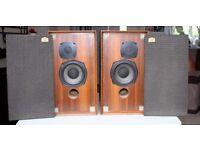 Castle Acoustics Richmond 1970s Stereo Speakers