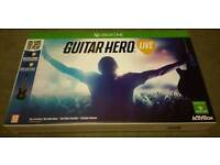 Guitar Hero Live For Xbox One * Game + Guitar *