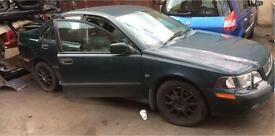VOLVO S40 1997 FOR BREAKING PARTS