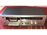 Sansui D-95M Cassette Deck - Vintage Sound System!
