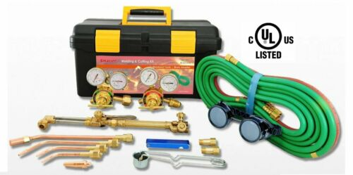 Cutting Outfit Oxy Acetylene Medium Duty Cutting Brazing & Welding Fit Victor