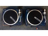 Spares repair numark tt1625 turntables