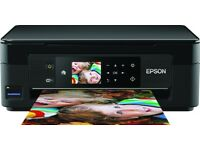 Epson XP-422 All-in-One Printer with WiFi Direct and 6.4 cm LCD Screen and Iprint (Print/Scan/Copy)