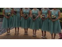 Short Bridesmaid and prom dresses- beautiful Romantica dresses