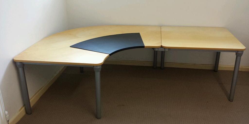 Ikea Prioritet Workstation Desk In Carnforth