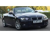 2007 bmw 320i m sport convertible similar to Audi A5 convertible, Bmw automatic